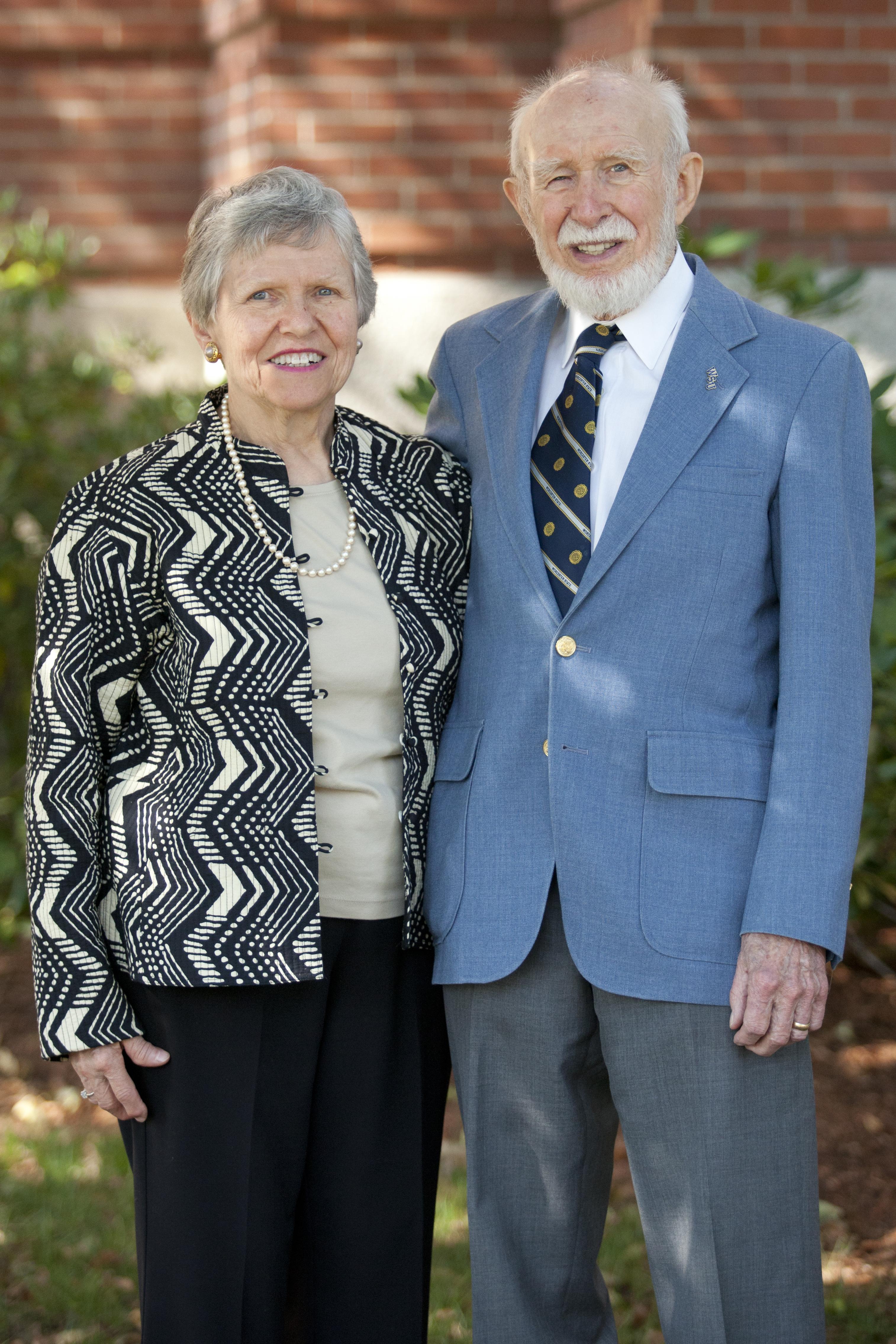 Dr. and Mrs. Edwin Boger Endowed Scholarship