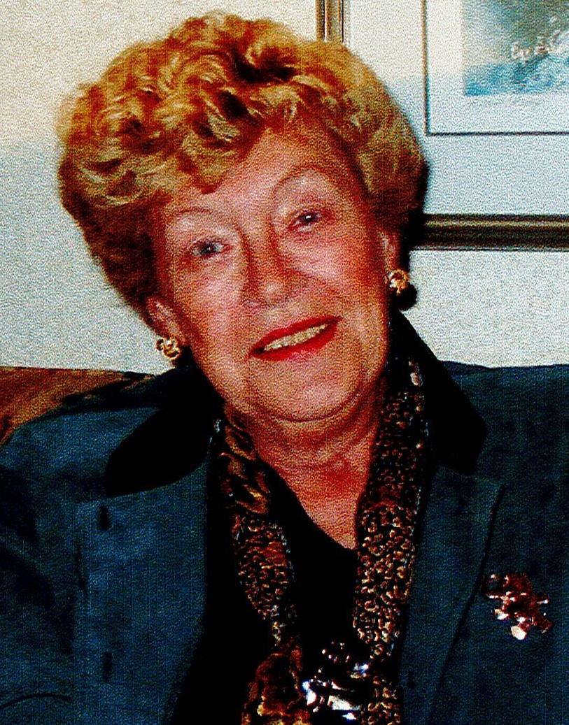 The Barbara J. Sinnott '55 Memorial Scholarship
