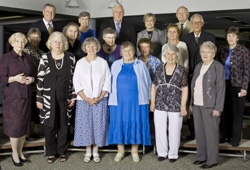 The Class of 1954 Endowed Scholarship