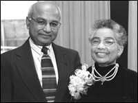 Drs. Kalyan K. and Abha P. Ghosh Endowed Scholarship