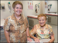 The Drs. Lillian R. Goodman and Mary K. Alexander Endowed Nursing Scholarship