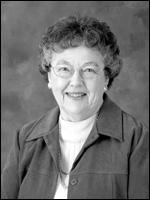 The Dorothy F. McLoughlin Endowed Scholarship