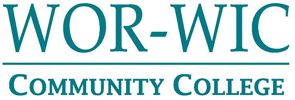 Logo for Wor-Wic Community College Scholarships