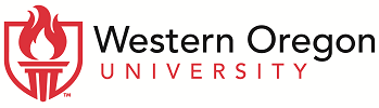 Logo for Western Oregon University Scholarships