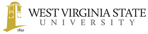 Logo for West Virginia State University Scholarships