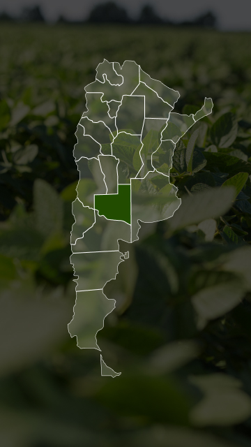 Campos en La Pampa