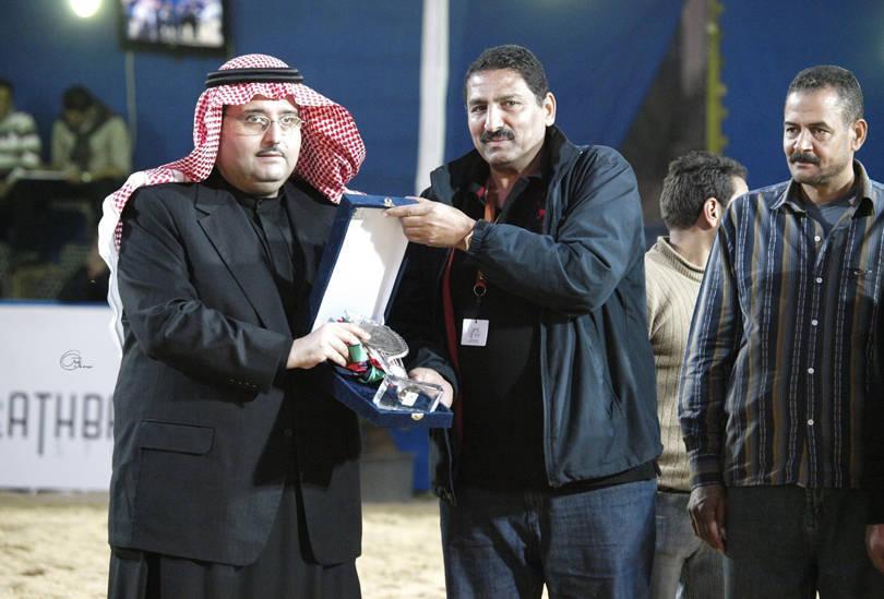 AHO Breeders' Championship Egypt 2011
