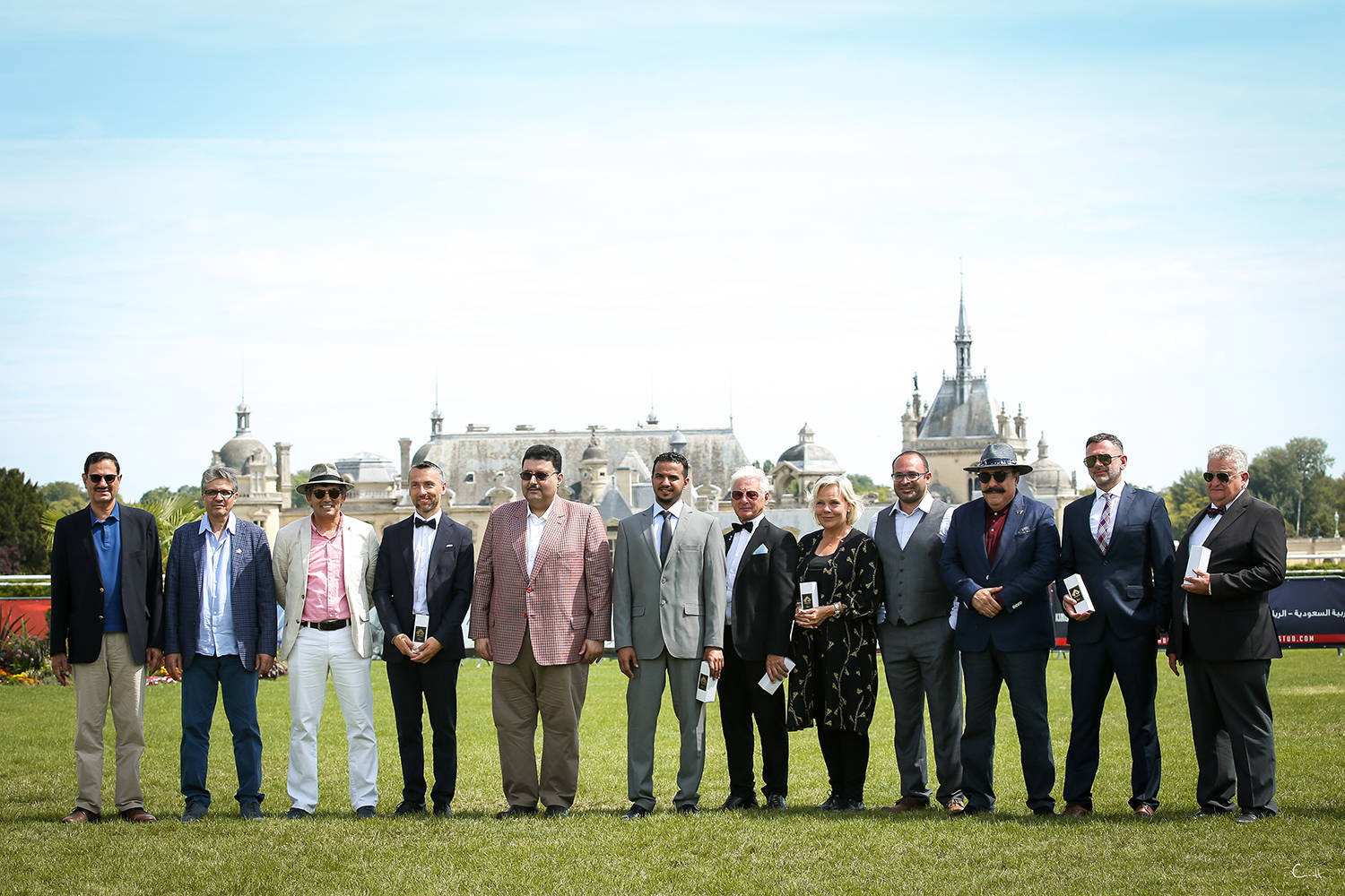 The Judges of the AHO Breeders' Championship Europe 2019