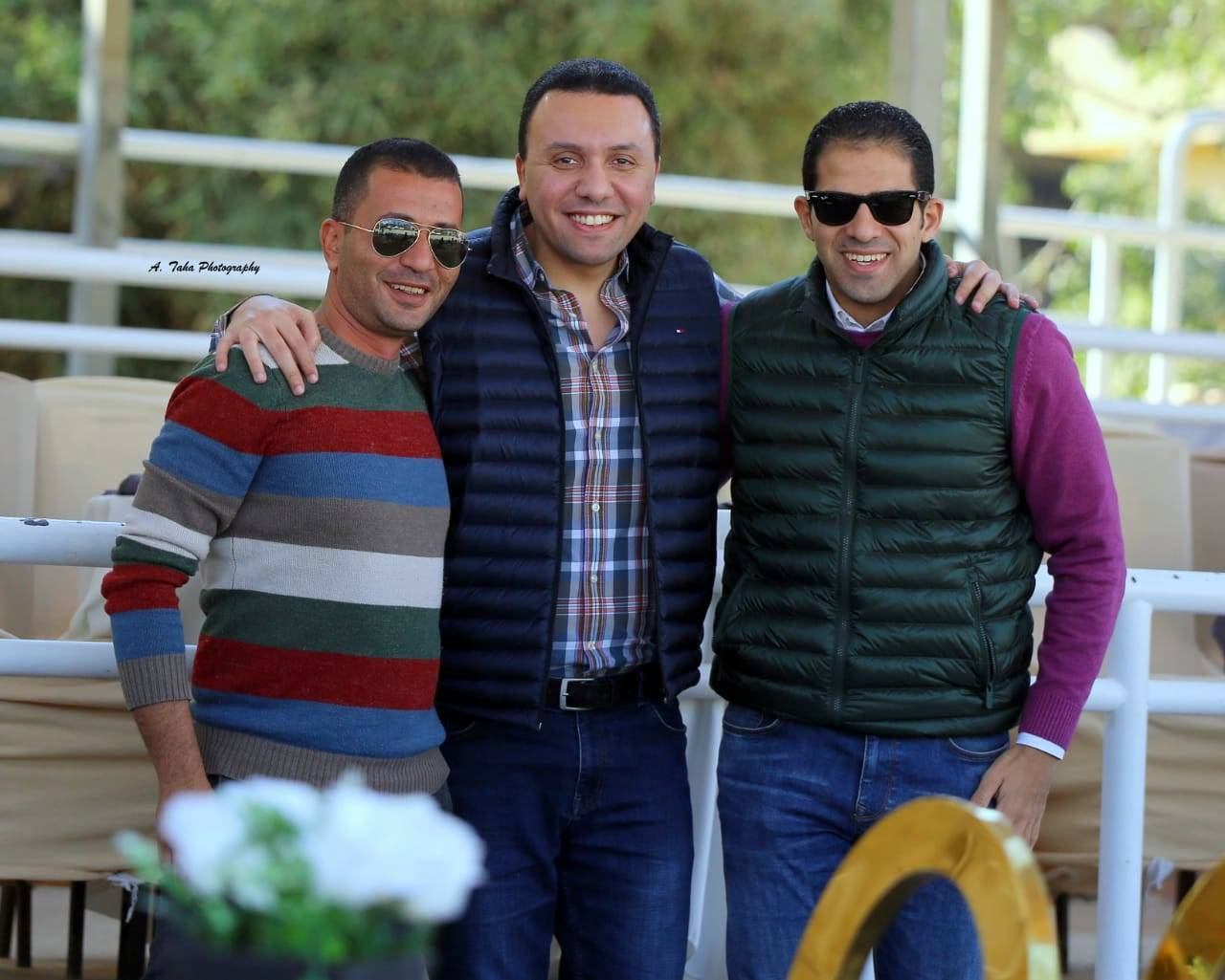 Atmosphere & People - AHO Breeders' Championship Egypt 2019