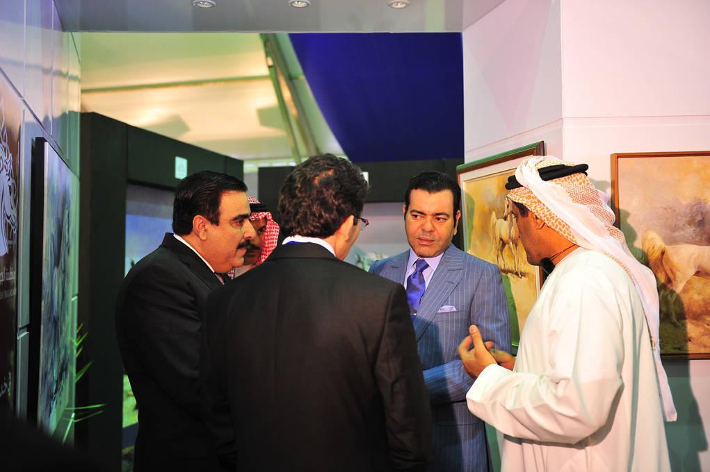 Le Salon Du Cheval El Jadida 2011