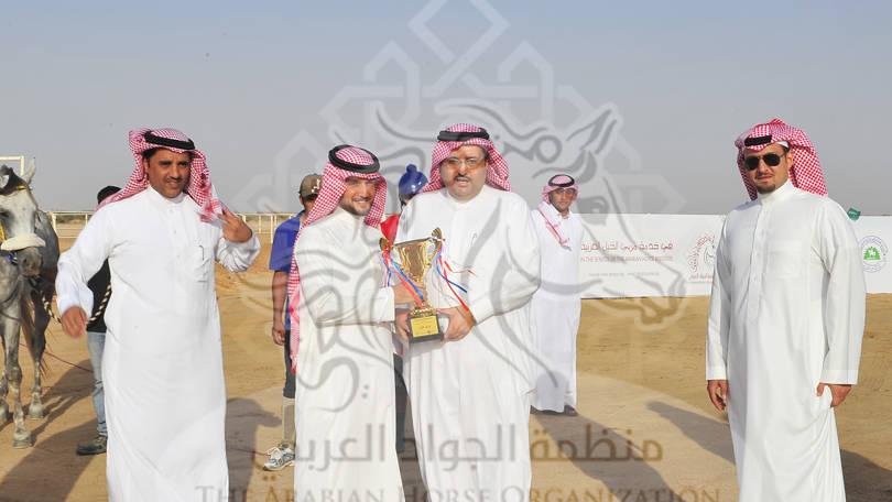 AHO Endurance Race Taif, KSA, 2012