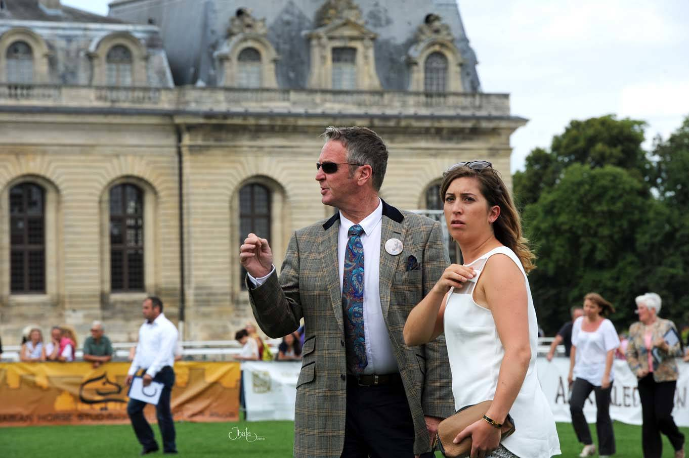 AHO Breeders' Championship Europe - Chantilly 2013