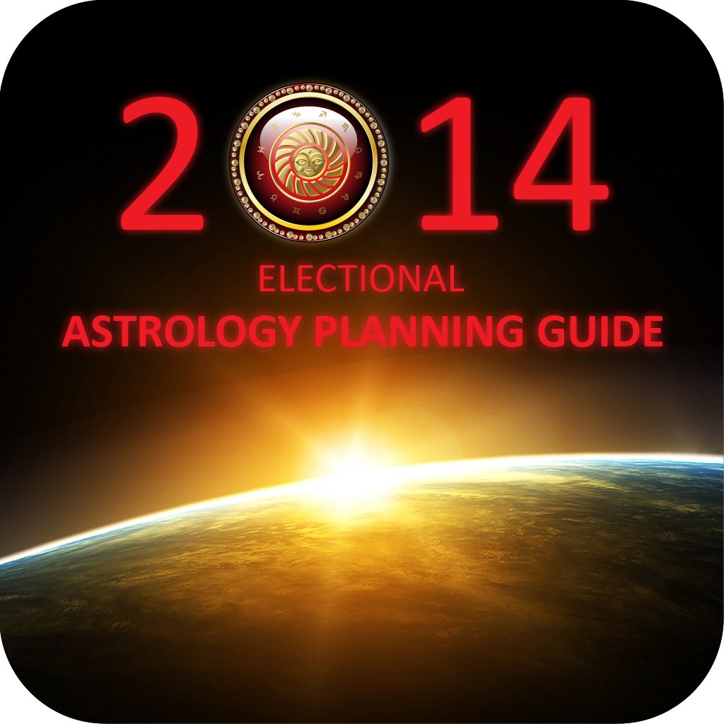 2014 Astrology Planning Guide Icon