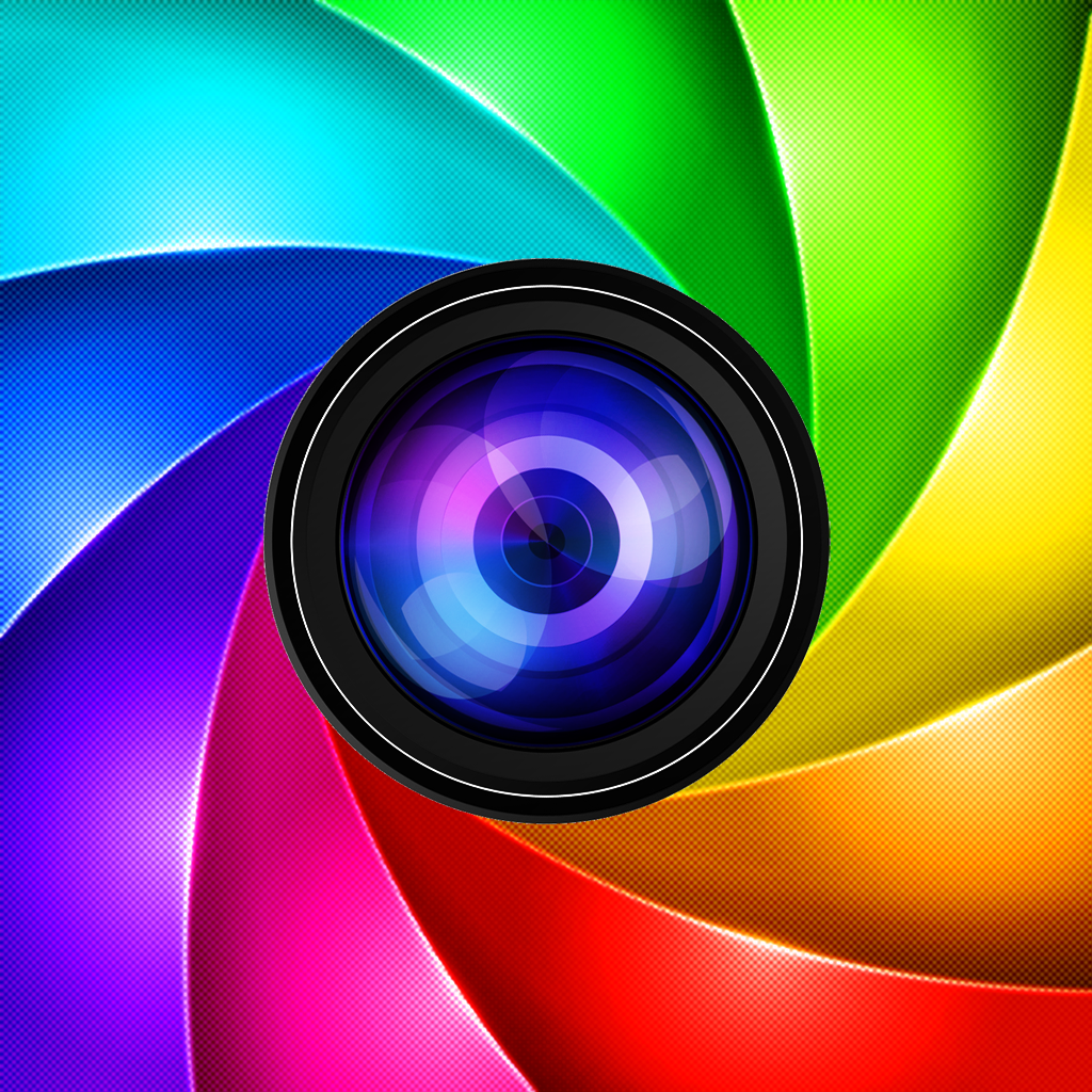 A Beautiful Photo FX: Simple Editor With Instagram Share Camera App Icon