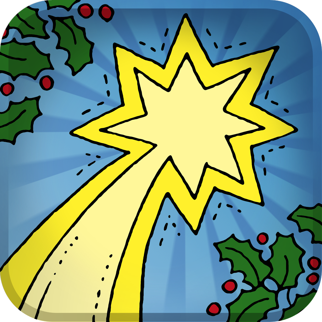 Christmas Advent Calendar for Christian Kids and Schools by Children's Bible