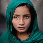 PORTRAITS by Steve McCurry