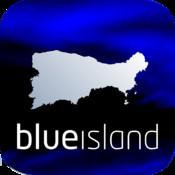 Capri blue island