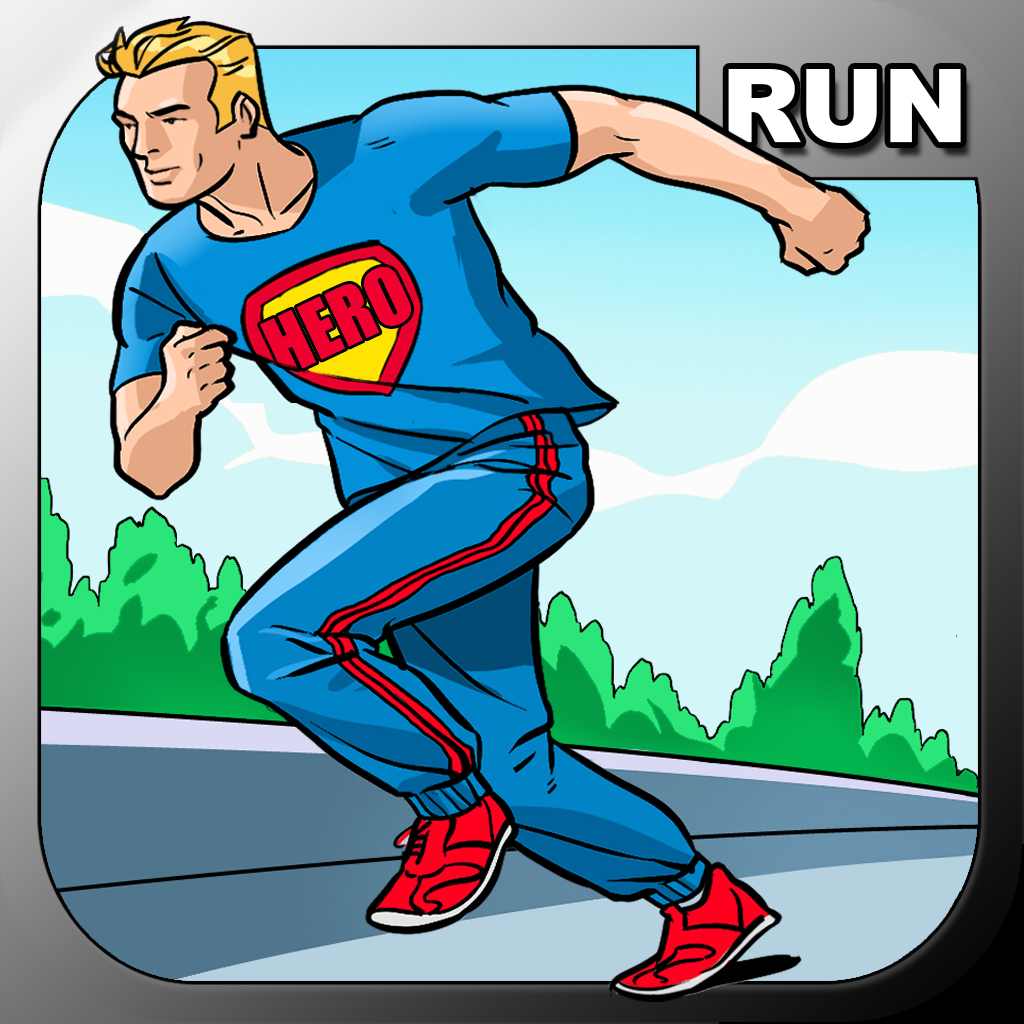 Run Hero - GPS Running, Cycling, Walking and Fitness Tracker