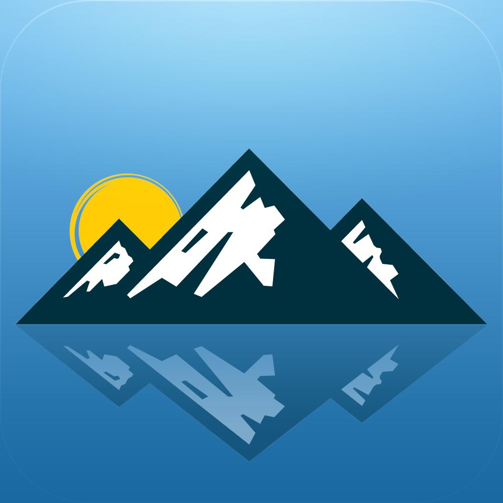 Travel Altimeter Lite - GPS Altitude & Map Elevation