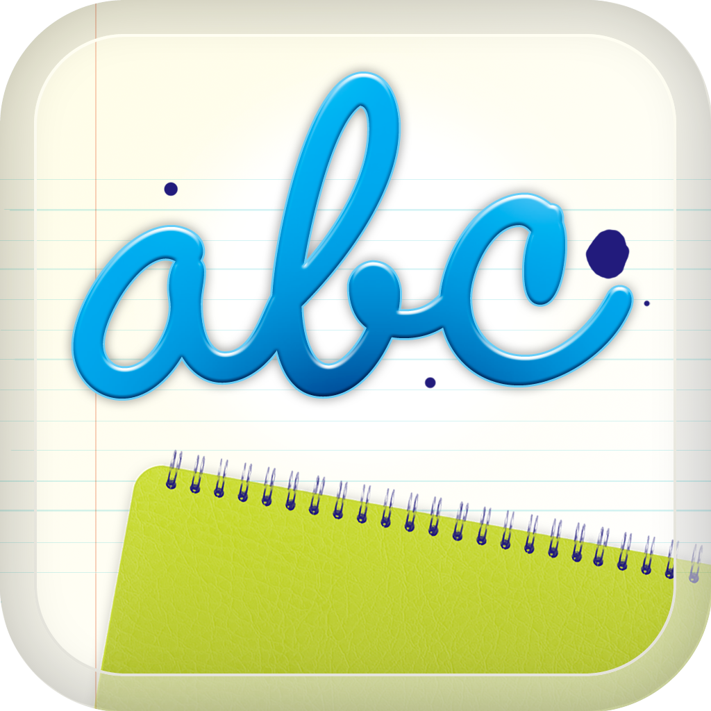 ABC: my first words Icon
