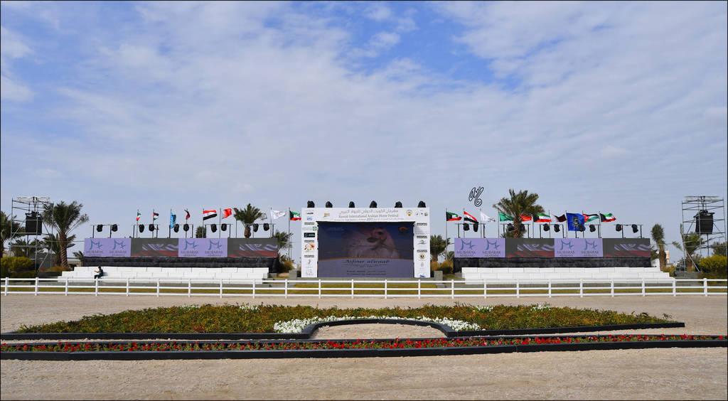 2017 Kuwait International Arabian Horse Festival: All Nations Cup Straight Egyptians