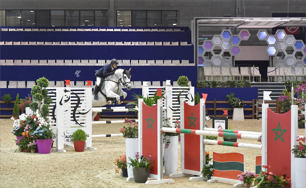 The International Show Jumping Competition