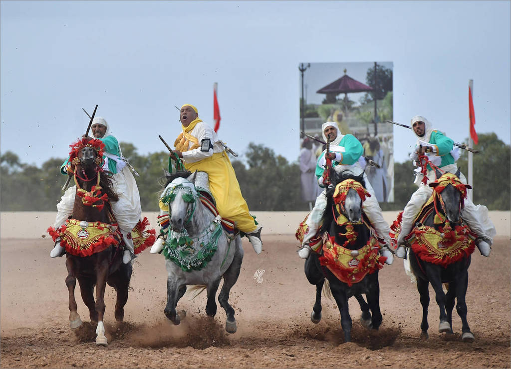 His Majesty The King Mohammed VI Grand Prix of Tbourida