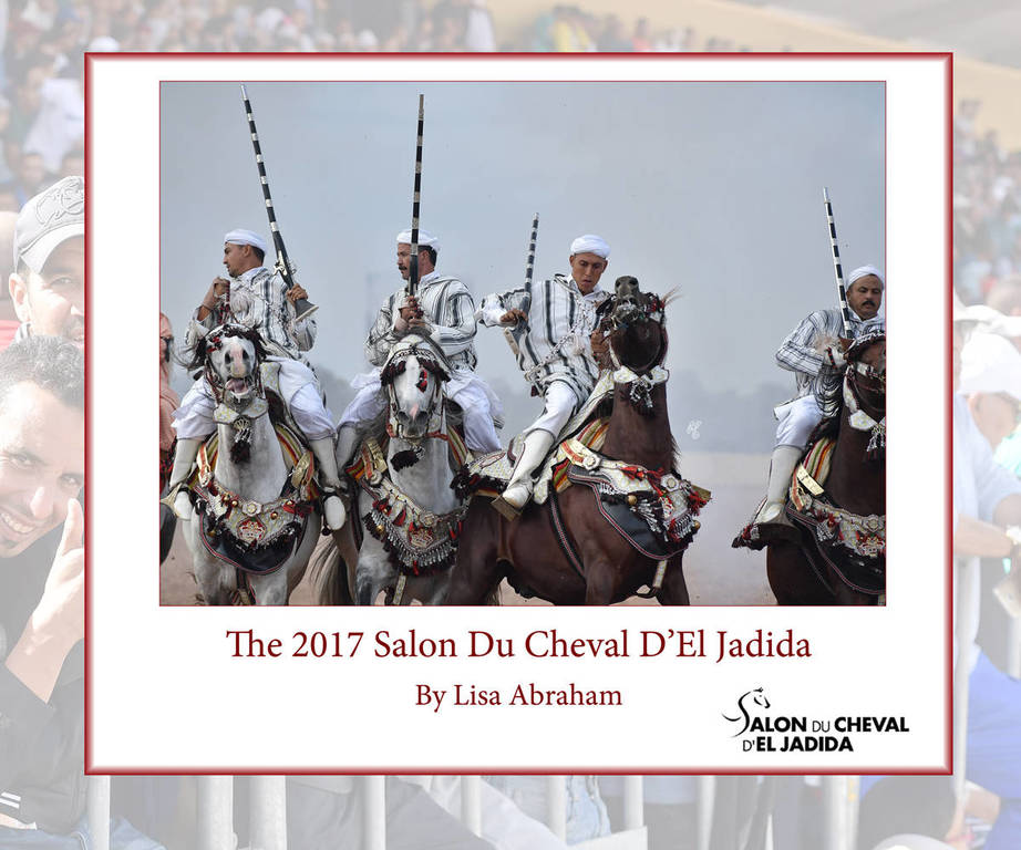 The 2017 Salon du Cheval D'El Jadida
