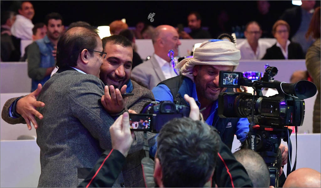 The 2018 World Arabian Horse Championship