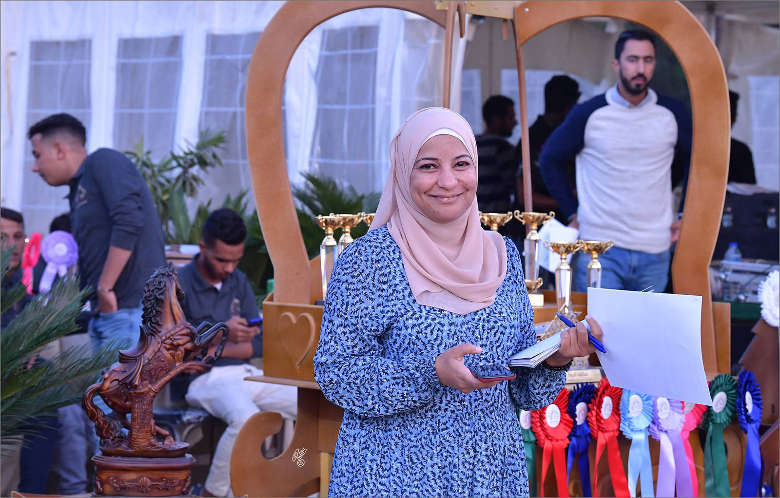 Show Manager: Nahlaa Baraka