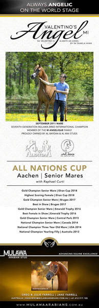 An ANGEL Returns to Aachen | VALENTINO'S ANGEL MI with Raphael Curti