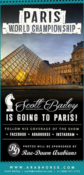 SCOTT BAILEY IS GOING TO PARIS!