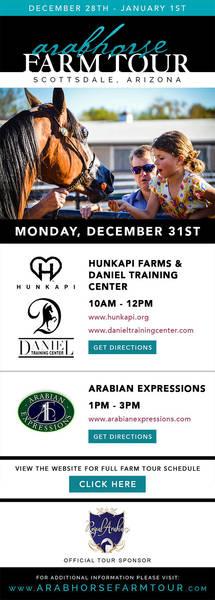 Farm Tour: Monday Schedule