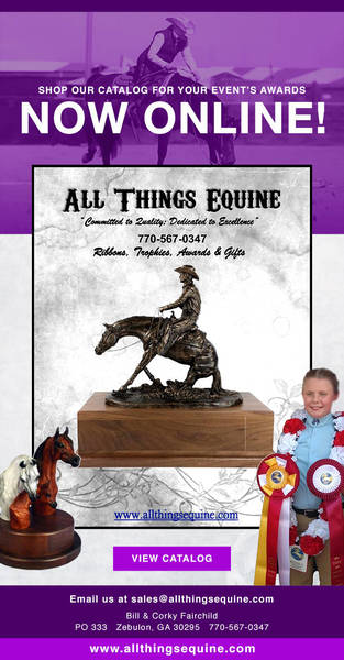 All Things Equine, Now Online!!