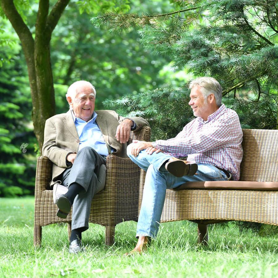 Lisa Abraham: A Conversation Between Friends: Dr. Hans J. Nagel and Klaus Beste