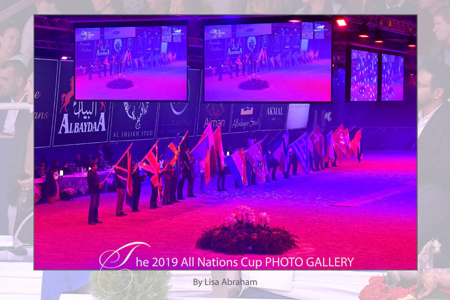 Lisa Abraham: The 2019 All Nations Cup Photo Gallery