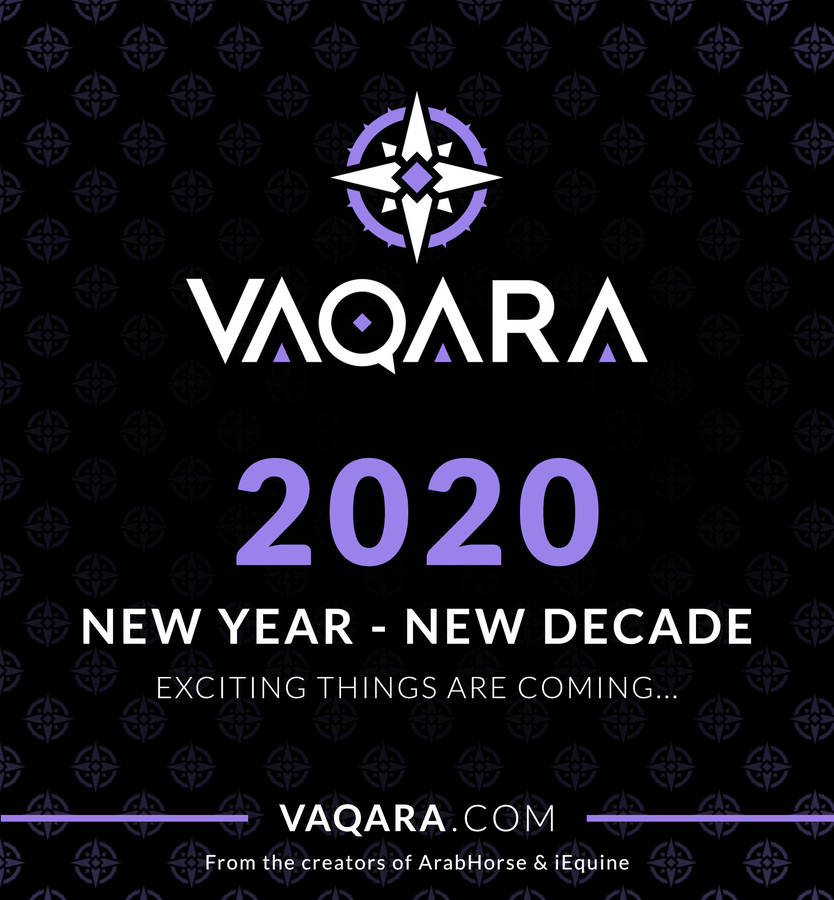 Exciting things are coming in 2020!