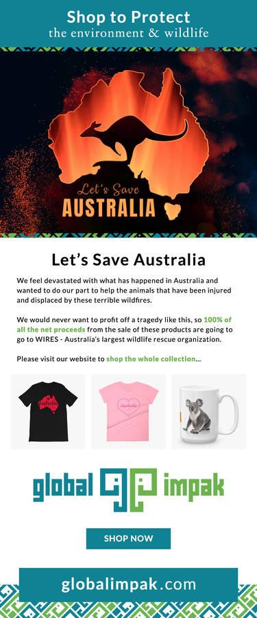 Let's Save Australia
