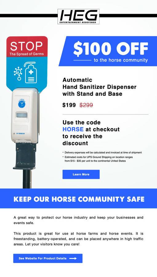 Keep Our Horse Community Safe