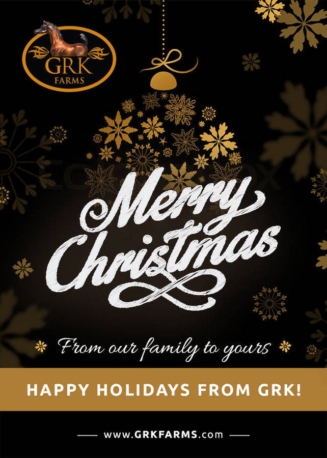 Happy Holidays from GRK!