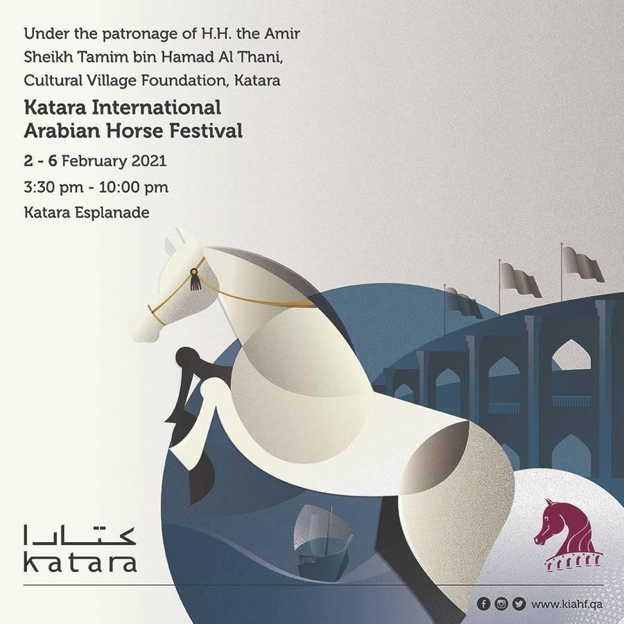 The Katara International Arabian Horses Festival - Doha, Qatar