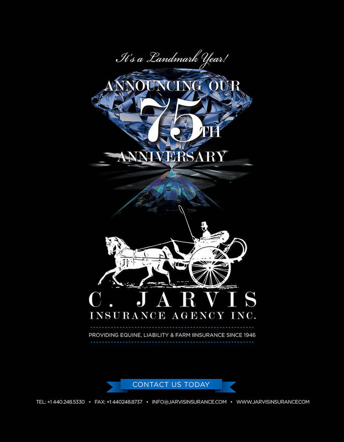 Announcing Our 75th Anniversary ~ C. Jarvis Insurance