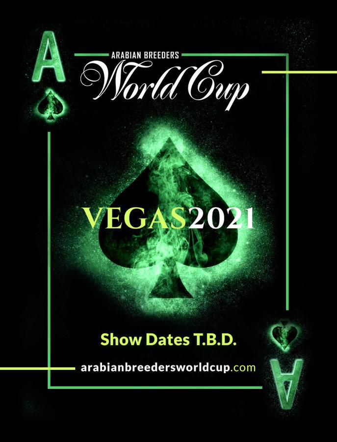 2021 Arabian Breeders World Cup Postponed