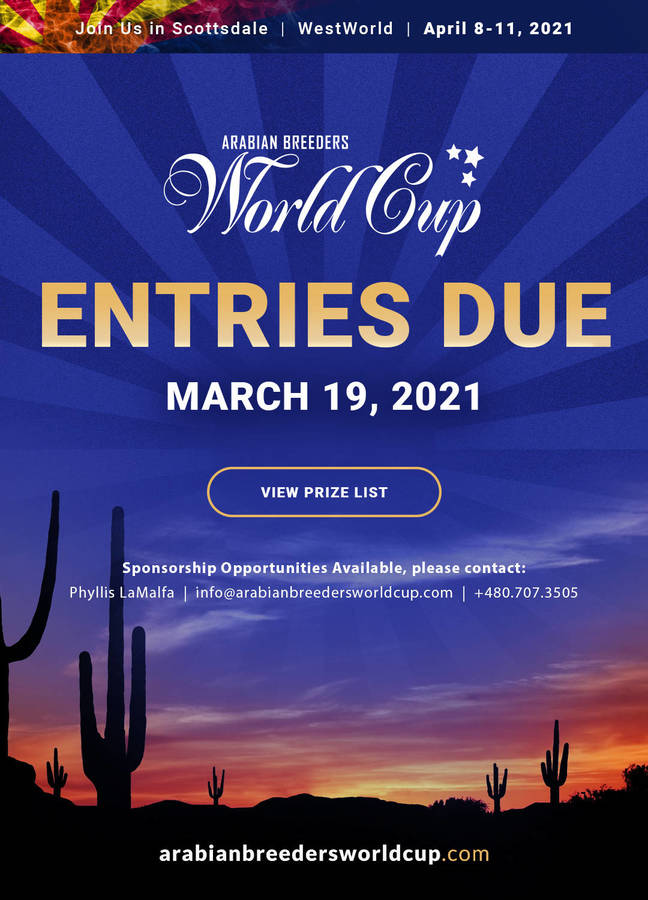 ABWC Entries Due March 19th!