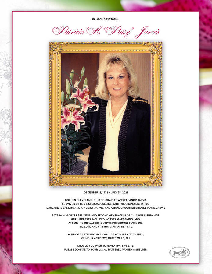 In Loving Memory from The Jarvis Family...