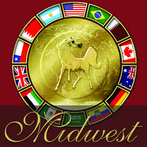 The Arabian Breeders World Cup Arabian Horse Show In Las