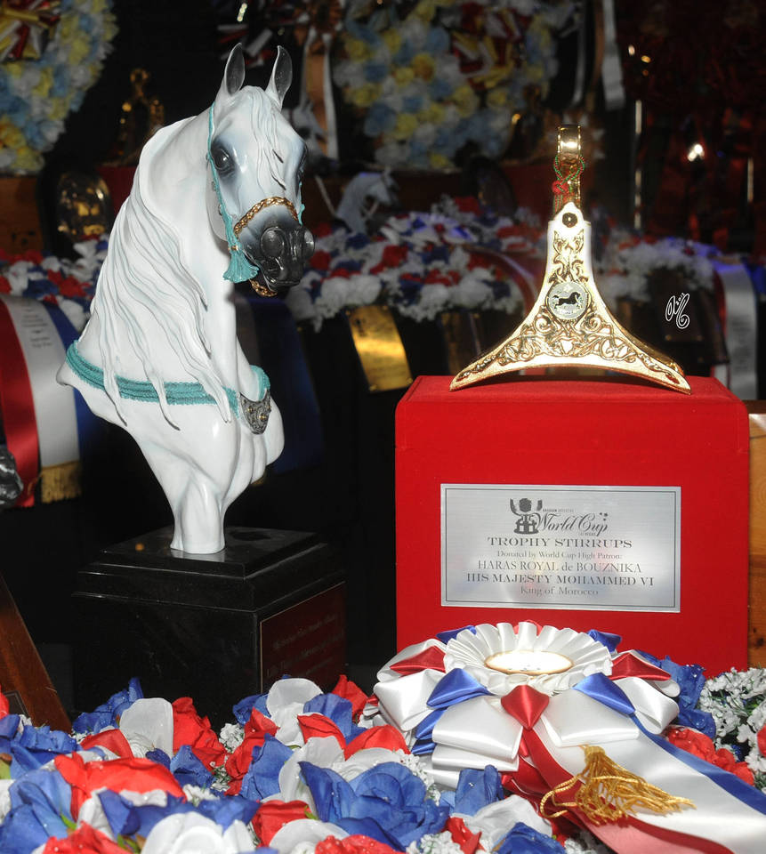2015 Abwc Show Results The Arabian Breeders World Cup
