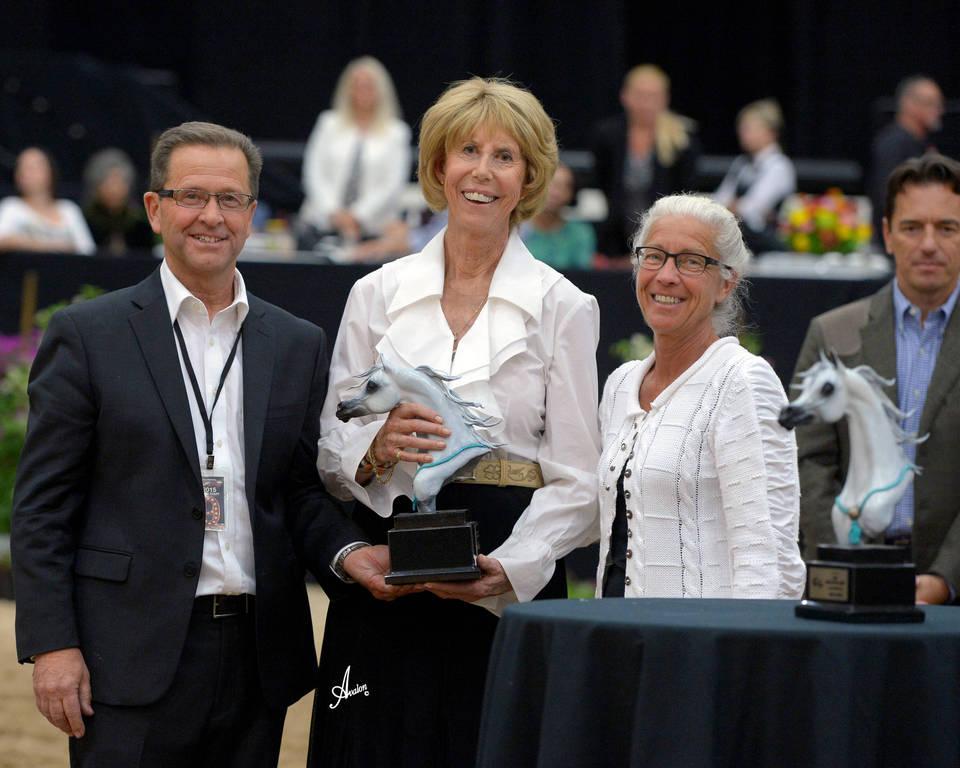 2015 Ahba Ambassador Award Sheila Varian The Arabian