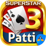 Super star 3 patti