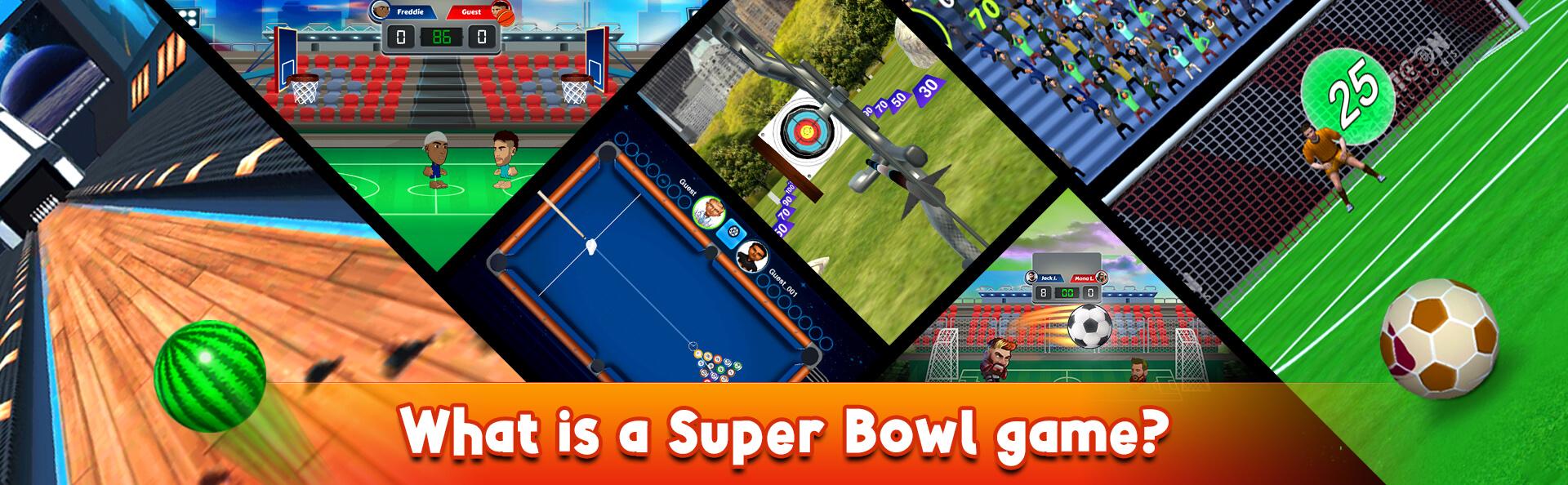 Super Bowl Game Blog Banner